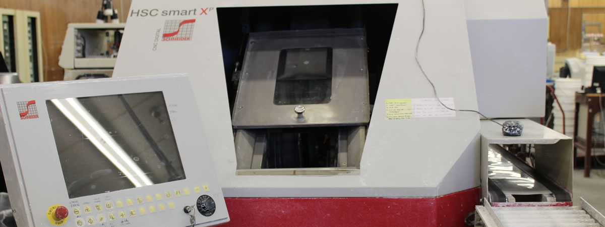 picture of lab machinery